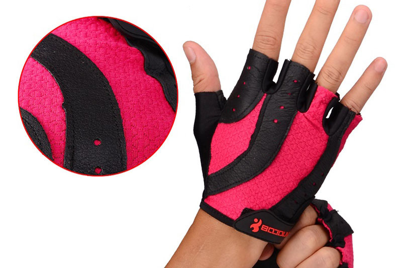 How to dye the fabric of gym gloves